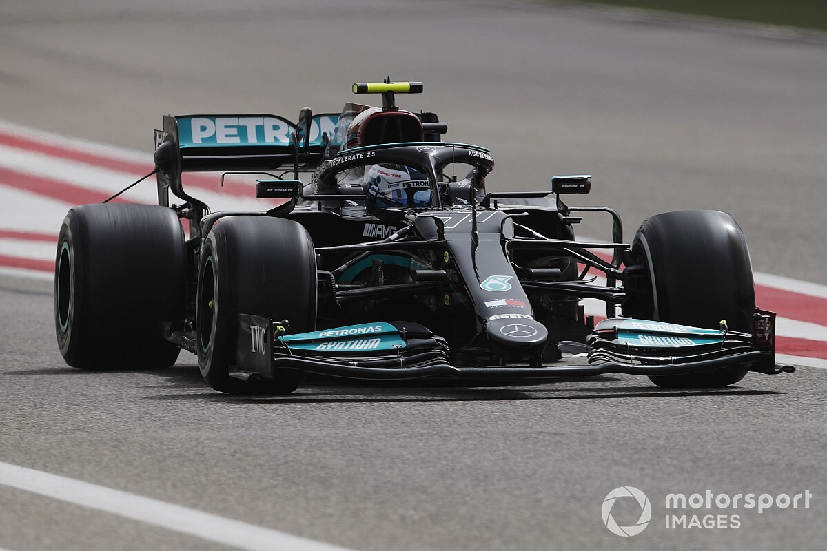 Bottas regrette que Mercedes n'ait pas fait de shakedown - Motorsport.com France