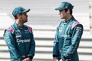 """Stroll: Vettel """"nagyon okos"""" az autóval kapcsolatos visszajelzések terén"""