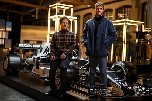 "F1とファッションの近似値……""洋服ブランド""アルファタウリCEOが語る"