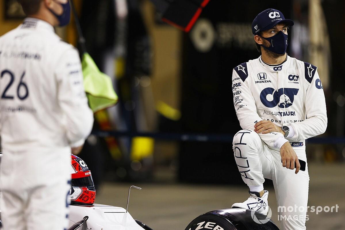 角田裕毅と来季コンビに? ピエール・ガスリー「彼はF2で本当にうまくやった」