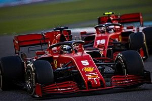 """""""Intimidated"""" Leclerc was most talented driver Vettel saw"""