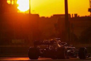 【動画】2020年F1第17戦アブダビGPフリー走行2回目ハイライト