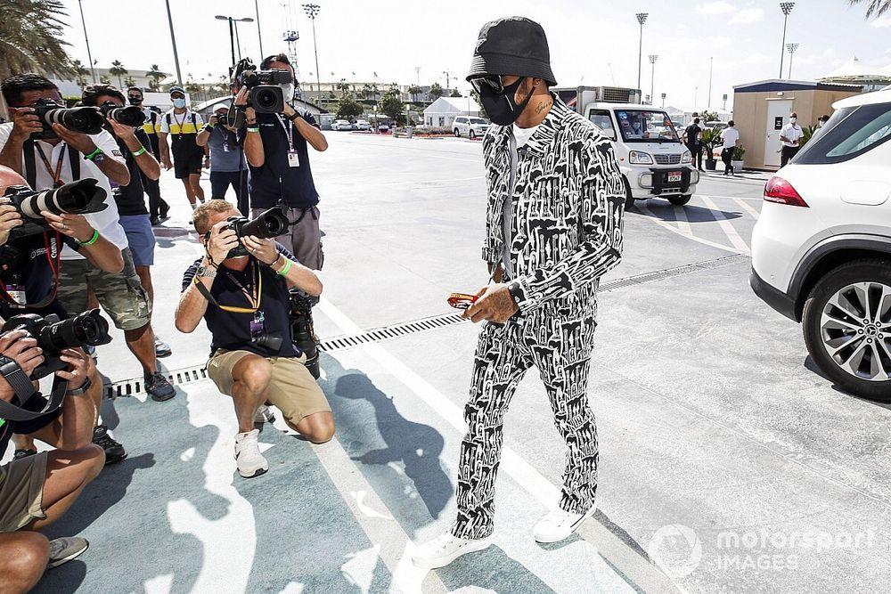 """Domenicali: """"La F1 ha bisogno di piloti-eroi come Lewis"""""""