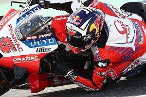 """Zarco: """"Sabía que con el gran motor de la Ducati iba a pasar a Mir"""""""