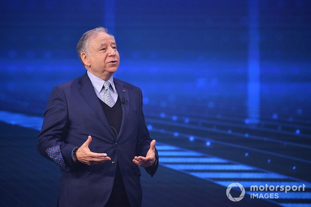 """Todt not expecting """"a normal F1 season"""" in 2021"""