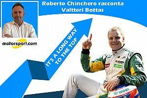 It's a long way to the top: Chinchero racconta Bottas