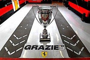 Ferrari: il tributo a Vettel è stato molto emozionante