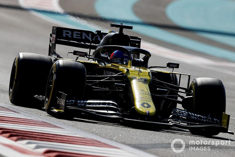Fernando Alonso zárta az élen a tesztet: jobb időt autózott, mint Ocon és Ricciardo!