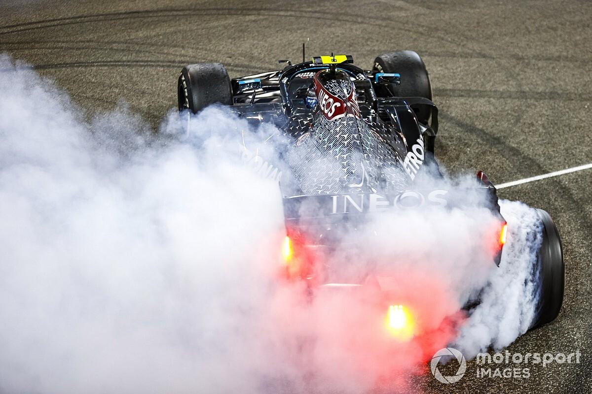 Retroscena Mercedes: nel serbatoio rimasti 13 kg di benzina?