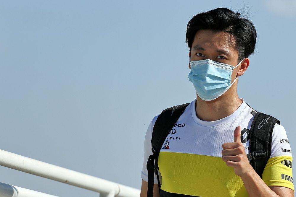 Sudah Raih Kemenangan, Zhou Tanpa Beban di F2 2021