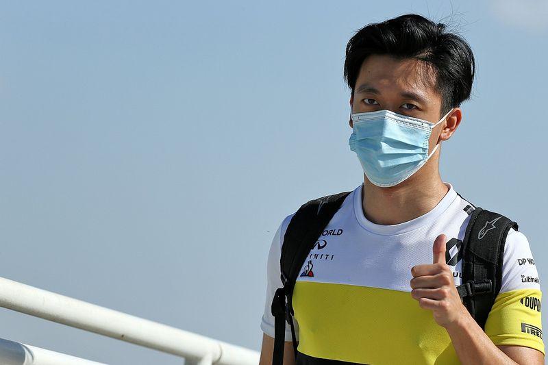 F2: Zhou supera Lundgaard e faz pole de domingo; Drugovich é terceiro