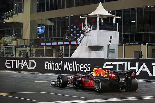 GP Abu Dhabi: ecco l'animazione grafica della Lap Chart