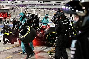 Mercedes fined for Sakhir GP tyre infringement