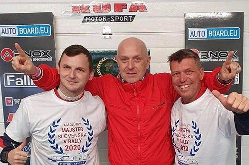 Polski dublet na Slovakia Ringu