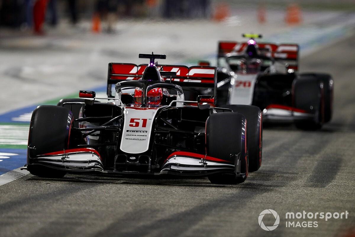 A Haas a járvány miatt tényleg csak Bahreinben indítja be először idei autóját