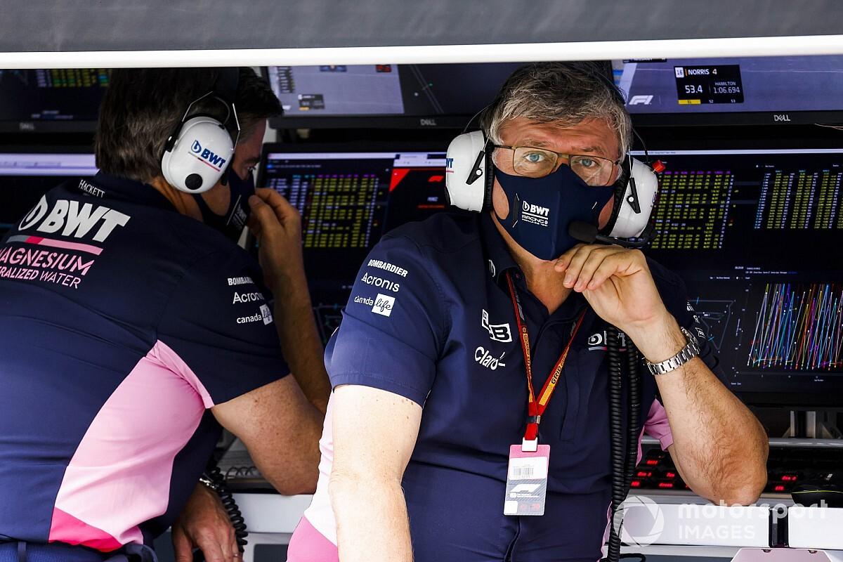 """Szafnauer: """"İki sürücümüzle de düzenli olarak puanlar almalıyız"""""""