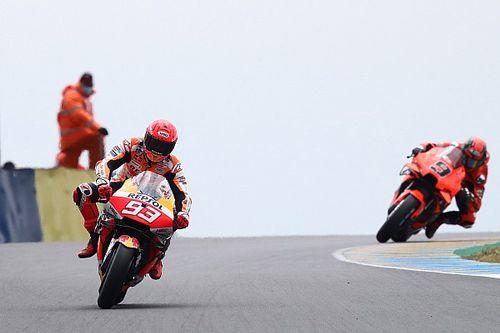 "Márquez: ""No veo ningún piloto Honda cerca de ganar"""