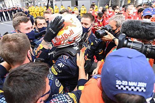 "Horner: ""Verstappen pazar günü kusursuzdu"""