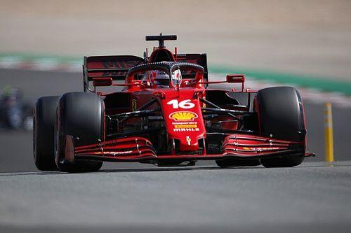 Leclerc: Kwalificatie Portugal laat zien dat ik wat te leren heb