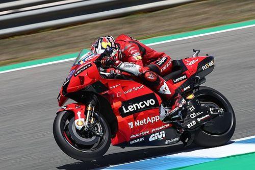 Uitslag: MotoGP Grand Prix van Spanje