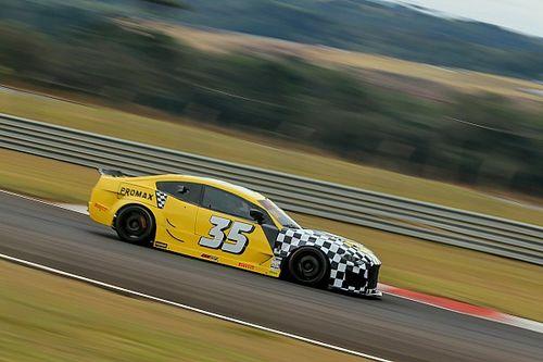 GT Sprint Race: Pedro Aizza brilha e vence a corrida 1 em Cascavel