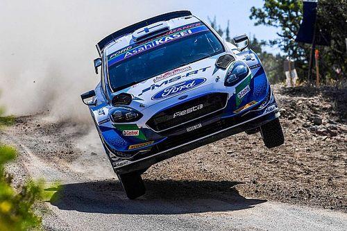 Пилот Ford 2-й раз за год вылетел на первом же допе WRC