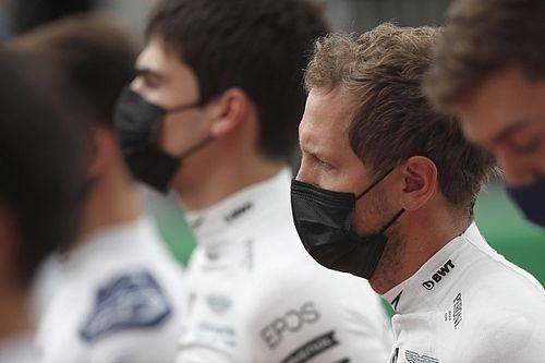 "Vettel n'a aucun conseil pour Verstappen: ""Lewis m'a battu"""