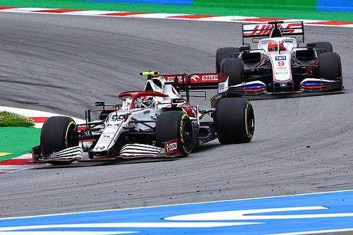 Alfa Romeo verklaart desastreuze pitstop Giovinazzi