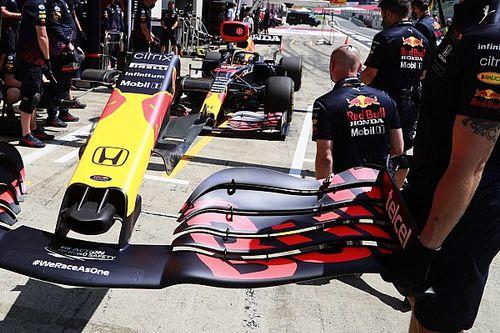 GALERÍA TÉCNICA: Las novedades de los F1 en Estiria