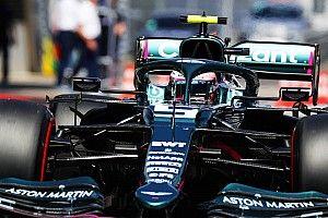 "Vettel: ""No me arrepiento de haber ido a Aston Martin"""