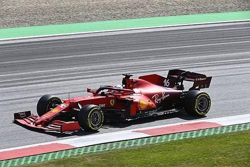 """Ferrari et les consignes """"nécessaires"""" en Autriche"""