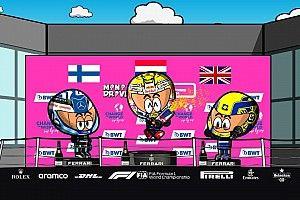 Vídeo: el divertido GP de Austria 2021 de F1, por MiniDrivers