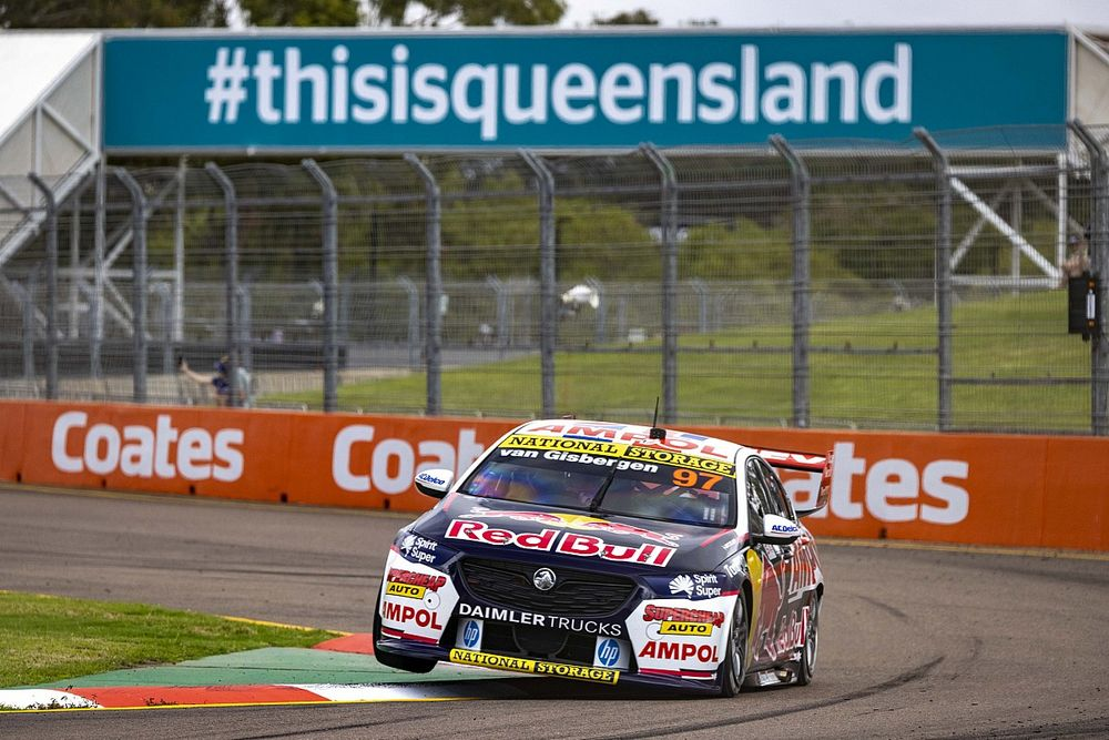 Townsville Supercars: Provisional pole for van Gisbergen