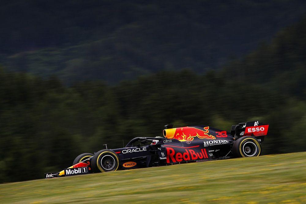 Avusturya GP 3. antrenman: Verstappen, 0.5 saniye farkla en hızlısı!