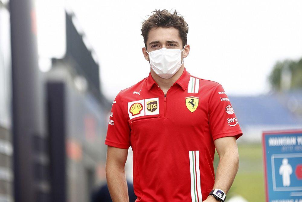 """Leclerc: """"Bu kadar büyük bir ilerleme beklemiyorduk"""""""