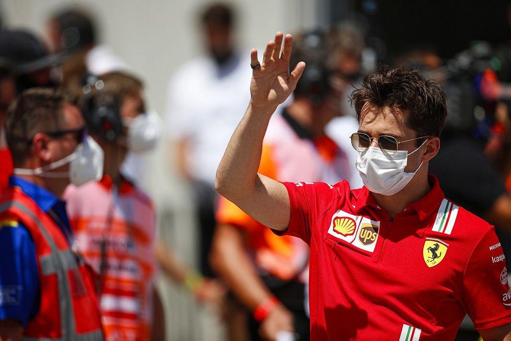 """Leclerc a motorfejlesztésükről: """"Szerintem jelentős előrelépést fog jelenteni!"""""""