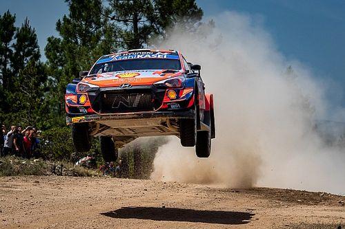 WRC: ¡Tanak la vuelve a liar y abandona en Cerdeña!