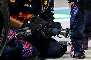 How F1 teams have pushed the boundaries with pitstops