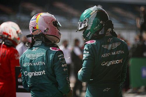 """Vettel: """"Puan alabilecek tempomuz yoktu"""""""