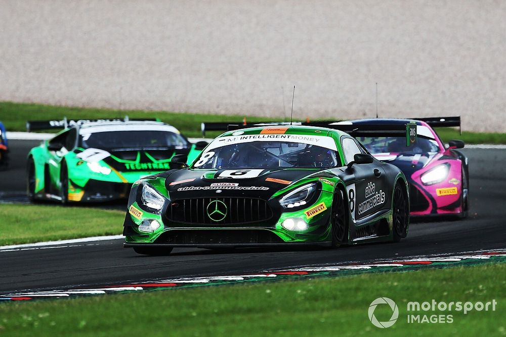 Nearys into top four of Autosport National Driver rankings as Jackson extends lead