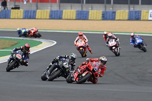 El vuelta a vuelta del Gran Premio de Francia 2021 de MotoGP