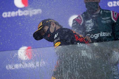"""Perez dankt Red Bull-reserve Albon voor input: """"Dit is teamwork"""""""
