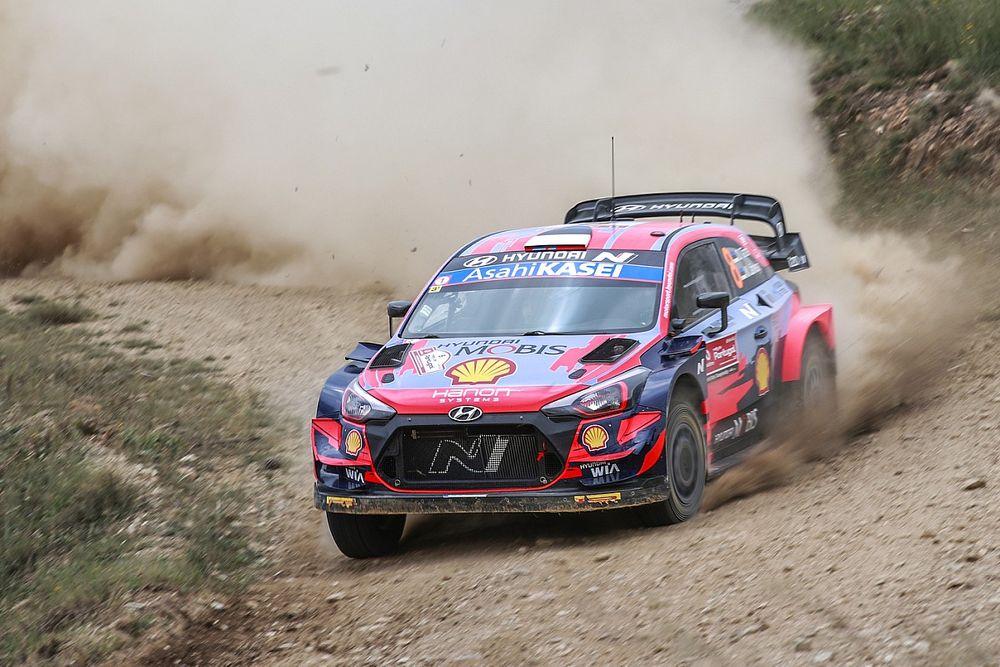 WRC, Rally Portogallo, PS8: Tanak rafforza il primato