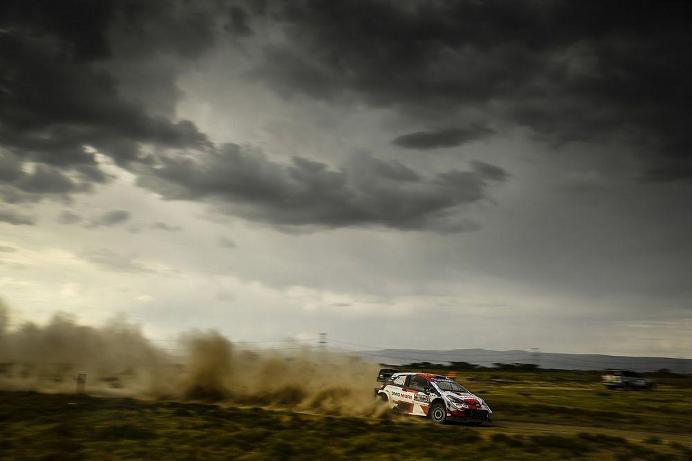 Ogier lidera un 1-2 de Toyota en el Rally Safari de Kenia
