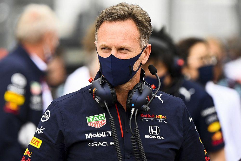 """F1: Horner """"não acredita"""" que Mercedes não atualizará mais carro de 2021"""