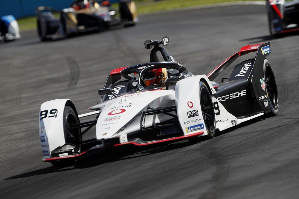 У Верляйна во второй раз подряд отобрали подиум в Формуле Е