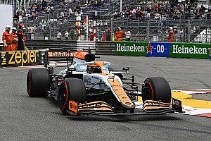 """F1: McLaren diz que ajudará Ricciardo a """"recalibrar"""" após resultado ruim em Mônaco"""