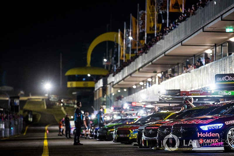 Drivers wary of overtaking carnage in Supercars night race