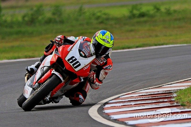 India ARRC: Sethu scores points, Hada on podium for Honda India