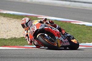Marquez leads Zarco in Brno MotoGP test